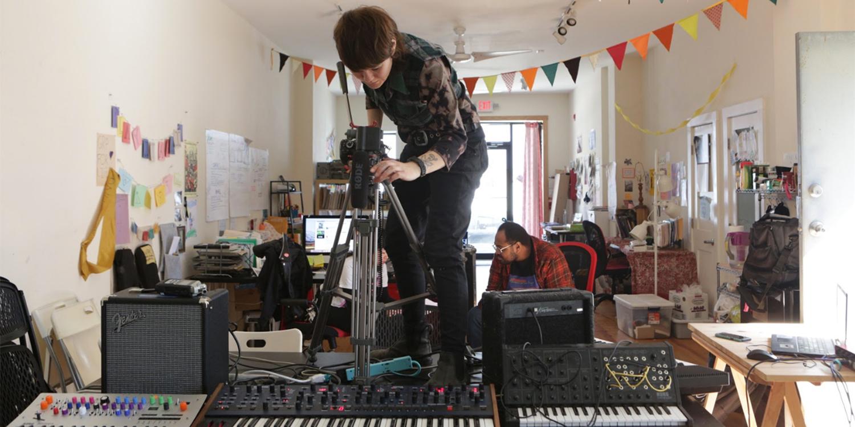 Elissa Flute, Sound Music Collective