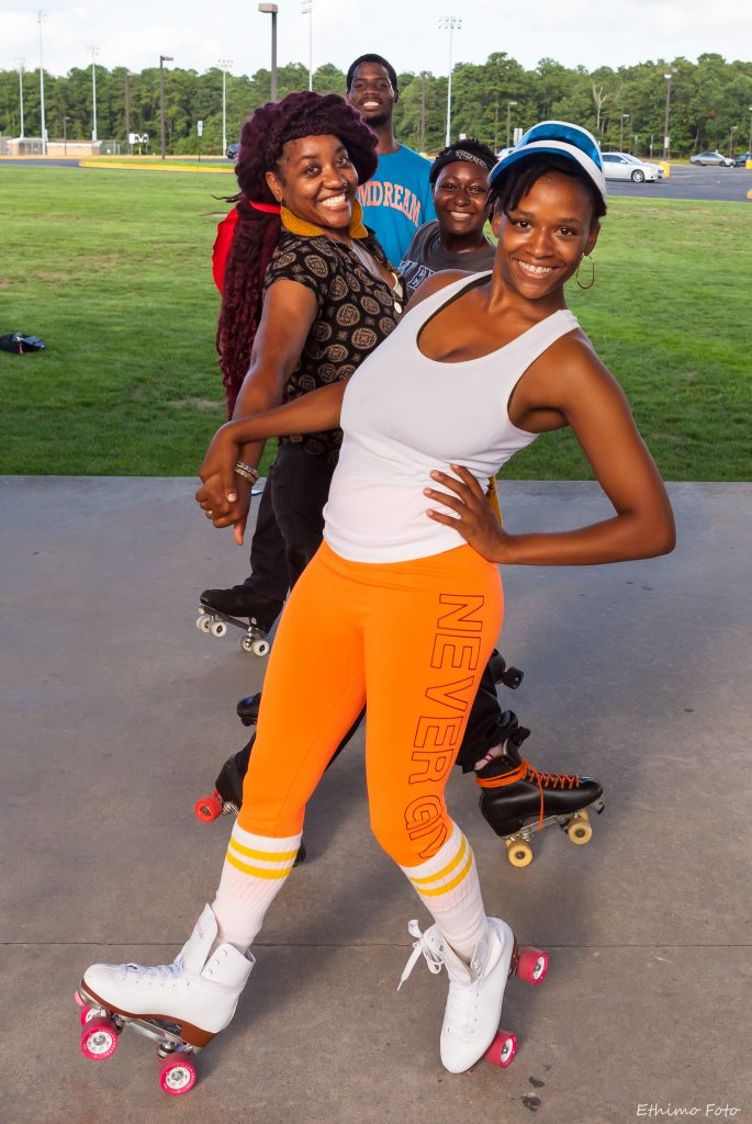 Sanchel Brown, Wheelz of Life Stage and Skate Reading, November 2020